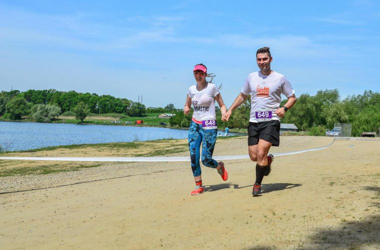 RACE TO NATURE Trail & Family Run, 2017