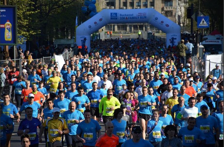 Bucharest 10k&FAMILY RUN 2017
