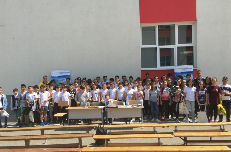 Elevi invitați la mișcare, la Semimaratonul București, cursele pentru copii