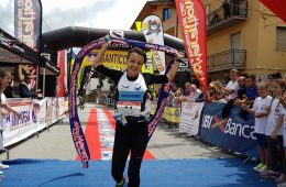 Denisa Dragomir, Maratonul Cerului, 2017