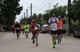 Semimaratonul Bucuriei, Urlați, 2016