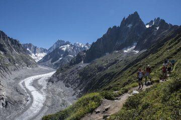 UTMB în Alpi