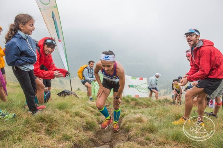 Denisa Dragomir, foto: Corsa in Montagna