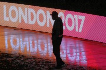 Campionat Mondial de Atletism Londra, foto: Marian Burlacu