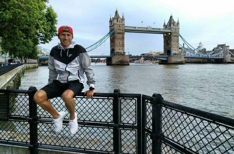 Marius Ionescu, la Londra, 2017, Campionat Mondial / foto: Marian Burlacu