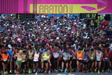 Maraton Ciudad de Mexico