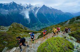 Ultra Trail du Mont Blanc, foto © UTMB® : Pascal Tournaire