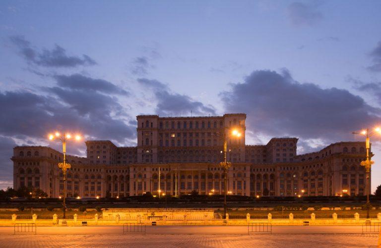 Palatul Parlamentului, București, foto: Andra Panduru