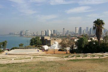 Tel Aviv / Turism în Alergare
