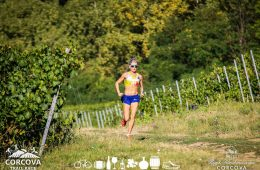 Ancuta Bobocel, la Corcova Trail Race / foto: fisheye.ro