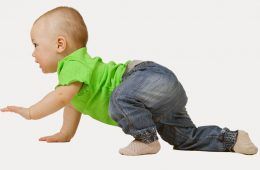copil dabusilea spre alergare
