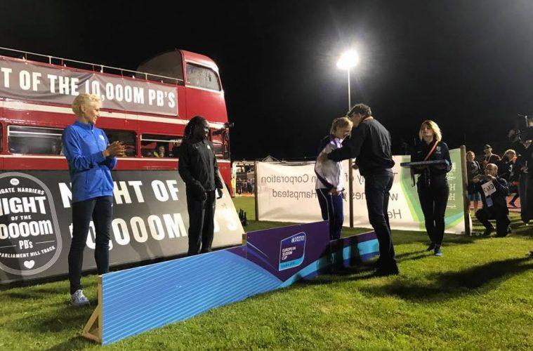 Bobocel Cupa Europei 10.000m