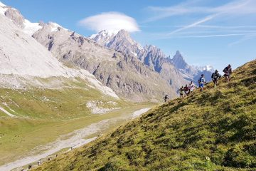 Urmarire / follow TDS, UTMB