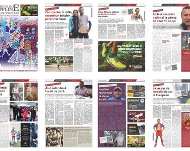 Ziar 4run.ro OFFLINE, Maraton 2018