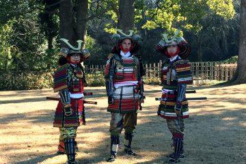 Claudia Bobocea, samurai
