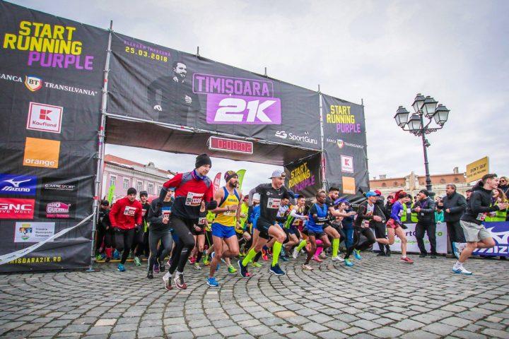 Timisoara 21k, 5 mai, 2019