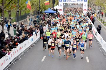 Bucharest 10k&FAMILY RUN