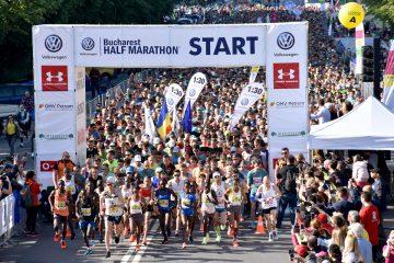 Semimaraton Bucuresti 2019