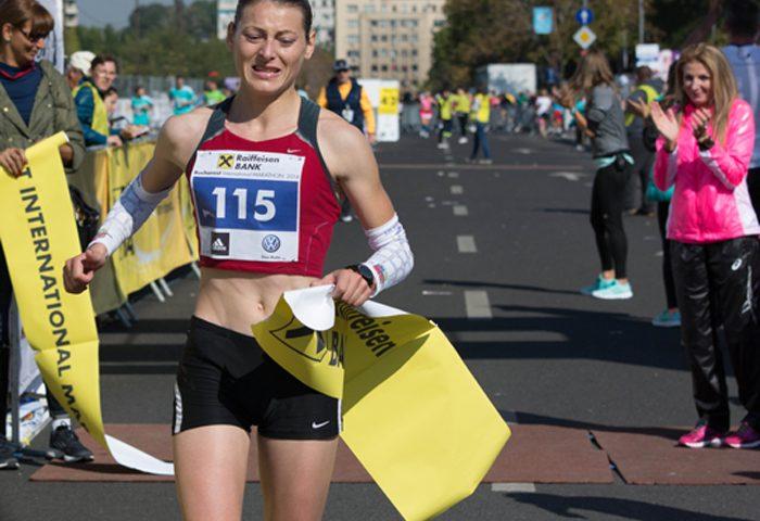 Paula Todoran, finish