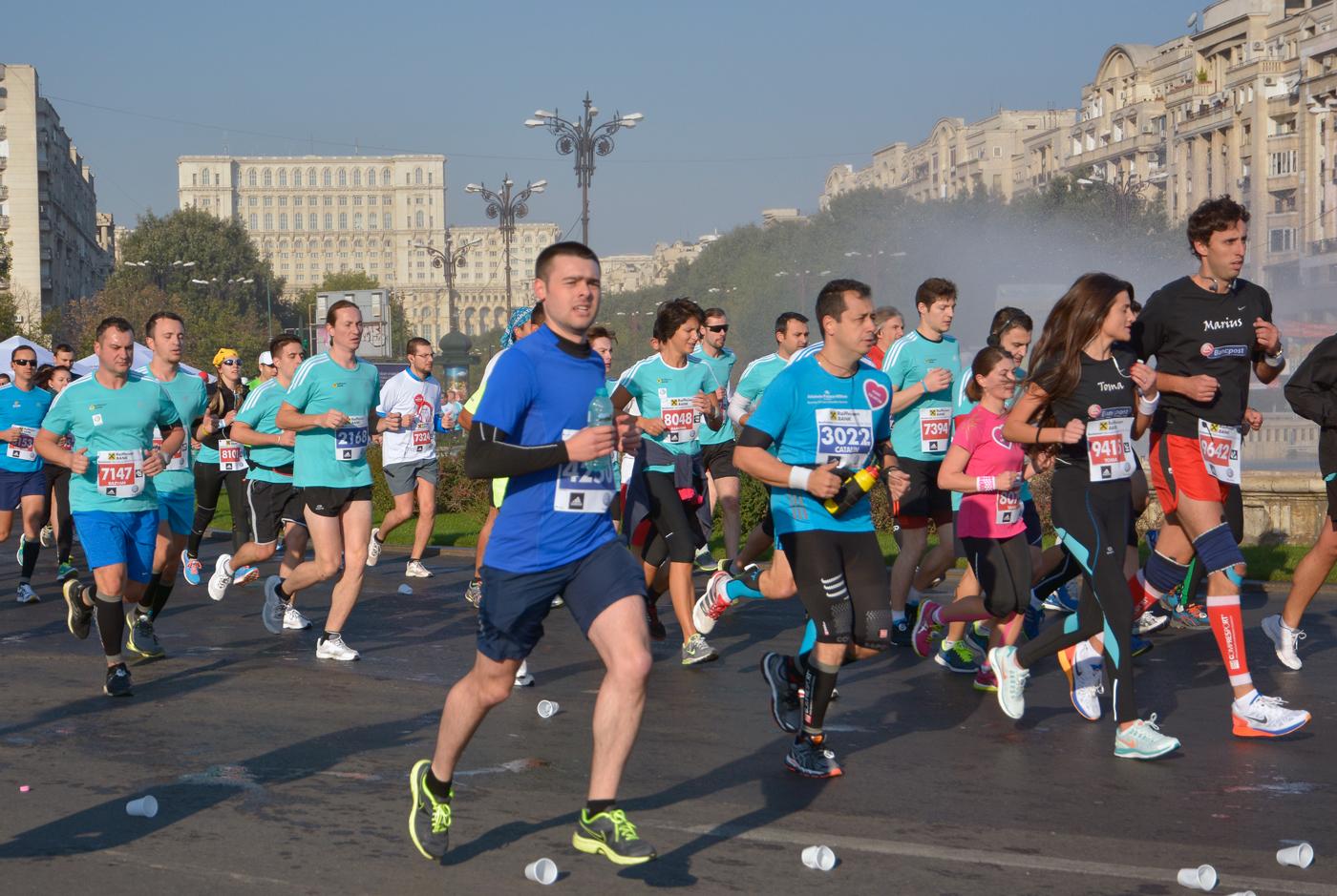 maraton București