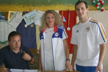 Constantina Dita și Vali Tomescu