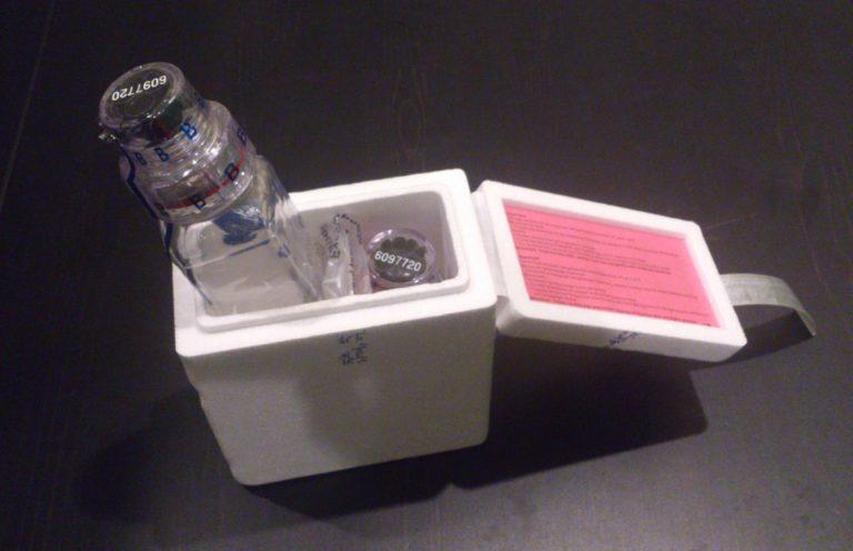 Sticluțe pentru test de urină