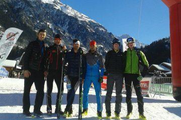 Echipa României la Campionatul Mondial de Schi Alpinism