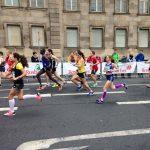 Danci la maratonul de la Frankfurt