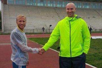 Marius Ionescu și Robert Munteanu