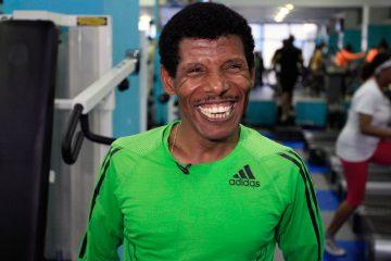 Haile Gebrselassie // foto: blogs.voanews.com