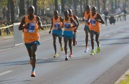 Maratoniști din Kenya