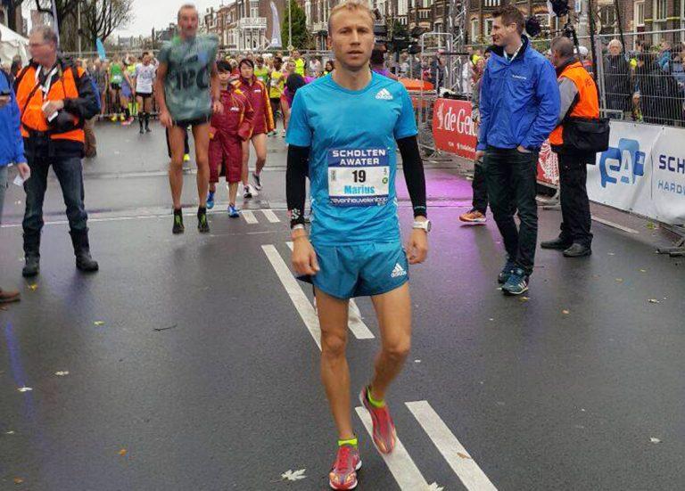 Marius Ionescu, la Nijmegen