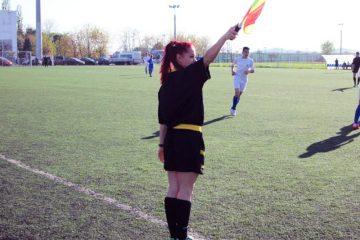 Adela Bălțoi, arbitru