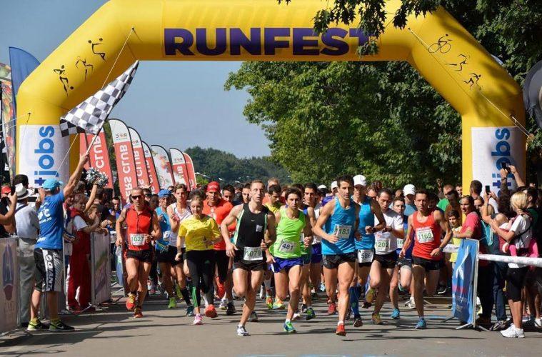 Start la Runfest