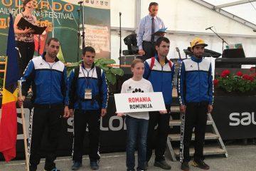 Echipa României de Alergare Montană