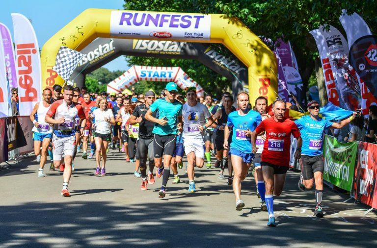 FOX TRAIL Half Marathon, RUNFEST