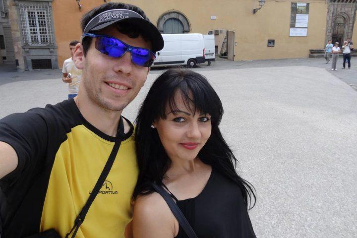 Denisa Dragomir și Gyorgy Szabolcs