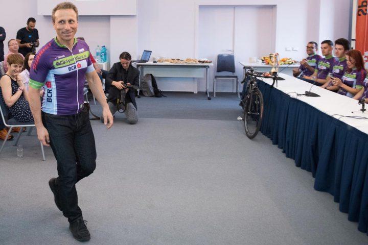 Răzvan Ilie este component al echipei SportGuru - BCR Racing Team