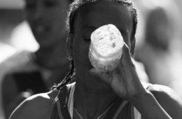 Maratonul București, hidratare