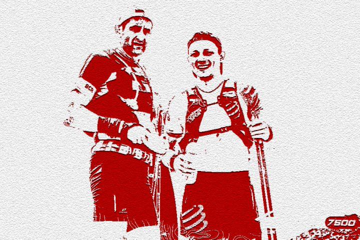 Cei mai buni ultramaratoniști, premiile Romanian Running Awards / foto: Maraton 7500