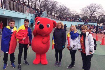 Daniel Vasile Conț și Laviniu Mădălin Chiș, la maraton în Japonia